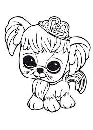 Free Coloring Pages Of Pet Shop Cat Coloring Pages My Little Pet