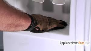 refrigerator drip pan overflow. Wonderful Overflow Refrigerator Overflow Grille Part WP2183787WHow To Replace For Drip Pan