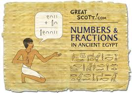 49 Competent Ancient Egyptian Numerals Chart