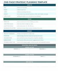 012 Non Profit Strategic Plan Template Stupendous Ideas