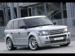 2007 Arden Range Rover Sport AR6 Pictures, History, Value ...