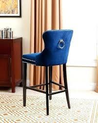 blue bar stools navy marvelous49