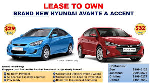 Lease To Own Dickson Auto Solution Pte Ltd