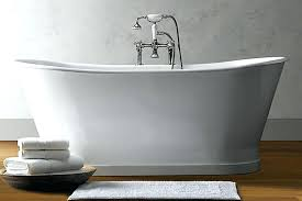 kohler freestanding bathtubs stand alone tubs incredible tub