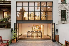 Renovated Brooklyn Townhouse With New Rear Addition IDesignArch - Contemporary house interiors