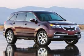 Used 2013 Acura MDX for sale - Pricing & Features | Edmunds