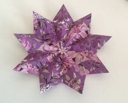 folded paper flowers origami flowers