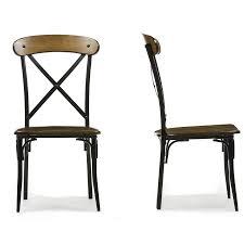 Holz Und Metall Esszimmer Stuhl Stühle In 2019