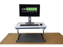 changedesk mini adjule height laptop desktop standing desk conversion portable compact easy ergonomic sit