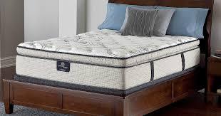 Sams Club Serta Firm Pillowtop Queen Mattress Set Only 498