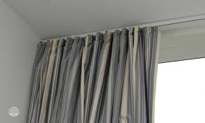 beautiful ceiling mounted curtain track gallery design ideas