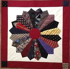 Best 25+ Necktie quilt ideas on Pinterest   Tie quilt, Dresden ... & Best 25+ Necktie quilt ideas on Pinterest   Tie quilt, Dresden plate  patterns and Quilting Adamdwight.com