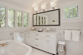 bathroom above mirror lighting. transitional bathroom by urrutia design above mirror lighting h