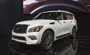 infiniti qx80. re-signed for 2017: infiniti qx80 signature edition qx80