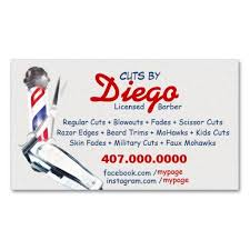 barbershop business cards barbershop business cards barber business card barber pole shears