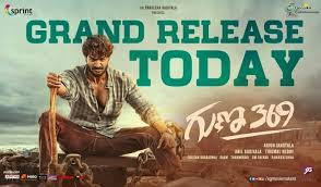 Drama Film Guna 369 Movie Review And Rating By Audience Live Updates