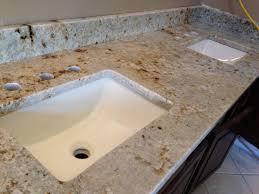 double sink bathroom vanity top. Bathroom Double Sink Vanity And Colonial Cream Granite Popular Tops Top E