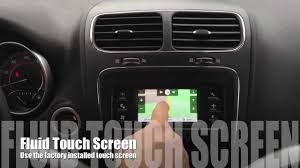 dodge journey small screen ctp system dodge journey 2012 small screen ctp system