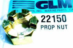Johnson Outboard Propeller Nut Kit