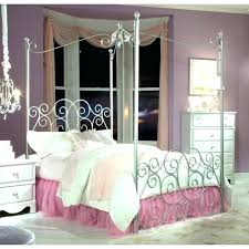Little Girl Canopy Beds Contemporary Kids – Download House Home Best