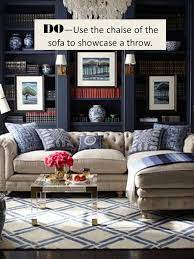 style a sectional sofa