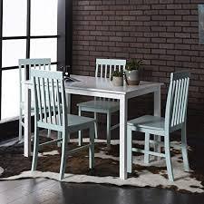 Walker Edison Furniture Company <b>Modern</b> Color <b>Dining</b> Room