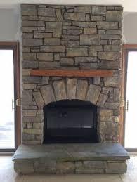Slate Fireplace Surround Pictures Tile Kits  SuzannawintercomSlate Fireplace