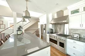 new light grey quartz countertops countertop kitchen