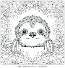 Elegant Forest Coloring Pages Printable And Forest Coloring Pages