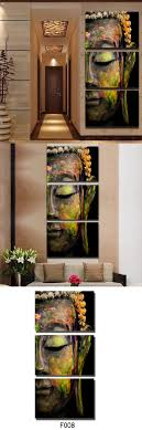 top fashion handmade modern buddha head oil painting on canvas buddha religion wall art canvas painting home decoration murals 68 97 on religious wall art canvas with top fashion handmade modern buddha head oil painting on canvas