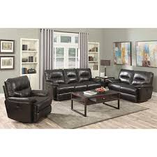 electric leather recliner sofa reviews. gunther 3-piece top grain leather reclining set electric recliner sofa reviews