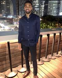 Meet Bachelorette contestant Ivan Hall from Tayshia's season
