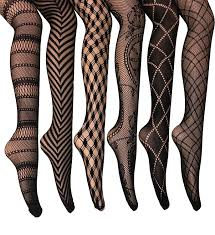 Pattern Stockings