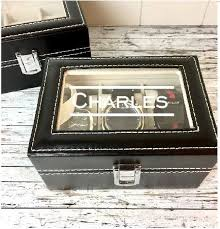 1000 ideas about personalized watch box watch box personalized watch box engraved watch box gift box groomsmen gift mens watch box father s day gift dad gift usher gift watch cas