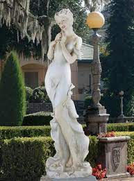 woman statues and female sculptures by