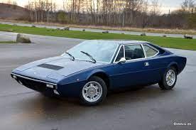 Classic italian car, ferrari doni 308 gt4 in our auto upholstery. 1975 1976 Ferrari 308 Gtb4 Super Sleeper Future Keeper Autopolis
