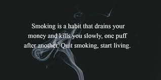 Smoking Quotes 100 Quit Smoking Quotes to Give You a Reason EnkiQuotes 43