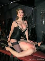 TheEnglishMansion Mistress Sidonia Mistress T Double Fuck.
