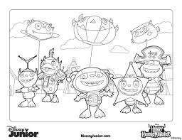 Small Picture Disney Jr Coloring Pages Online Print Disney Jr Coloring Pages