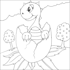 Small Picture 27 Baby Dinosaur Coloring Pages Animals printable coloring pages