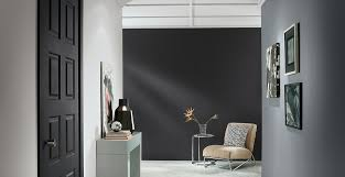 light gray paint colorsGray Painted Room Inspiration and Project Gallery  Behr