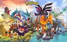 Pokémon Game Wallpapers - Wallpaper Cave