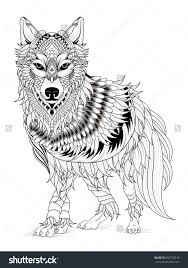 Wolf Coloring Pages For Adults Marvelous Totercomposter New Napisy