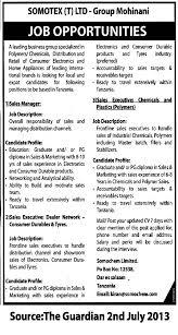 Sales Executive Job Description Sales Managaer Sales Executive Tayoa Employment Portal