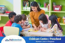 Childcare Centre Pre School Business Loans Sbl Singapore