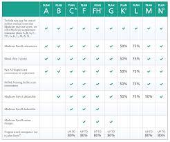 Life Insurance Types Comparison Chart Life Insurance Plans Mparison Medicare Supplement Bankers