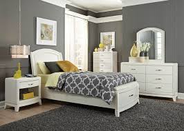 Bedroom Full Size Bedroom Set With Desk Kids Bed With Pull Out Bed ...