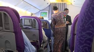 Singapore Airlines Boeing 777 200 Istanbul To Singapore