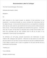 eduers com   A recommendation letter from a previous employer is very  powerful  This job recommendation letter from employer helps you write the  perfect way