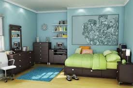 kids bedroom furniture with desk. bedroom kids furniture with slide beside cupboard near study room compact design wooden stud desk long